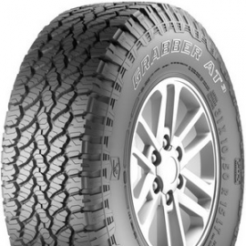 Anvelope All Season General Tire Grabber At3 225/75 R16 115/112S M+S