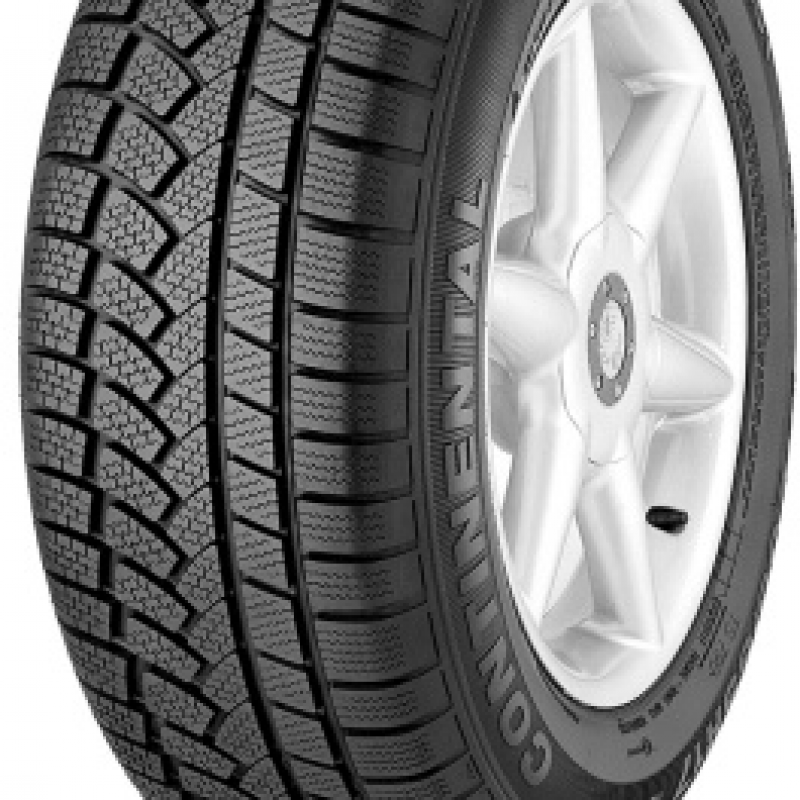 Continental 4x4wintercontact 215/60 R17 96H M+S