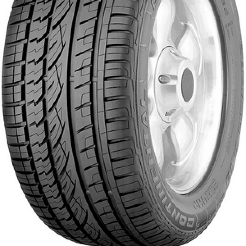 Continental Cross Contact Uhp 255/50 R19 107W Run Flat