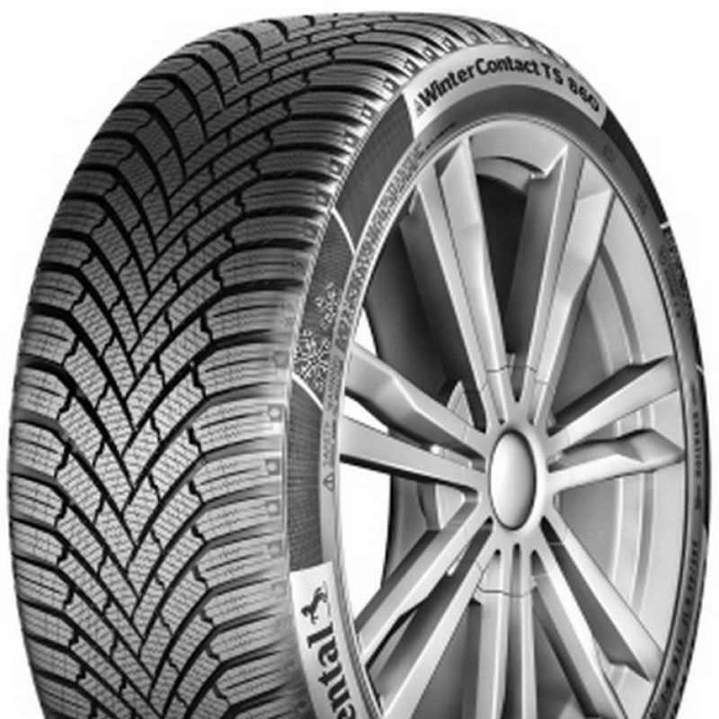 Continental Wintercontact Ts 860 195/65 R15 91H M+S